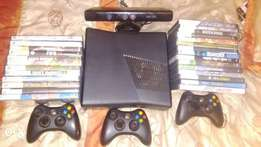 Xbox 360 with lots of extras