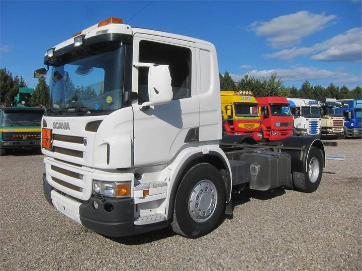 Scania P310 4x2 Adr Chassis - 2006