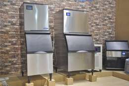 Commercial Ice Machine - Self Contained Ice Maker