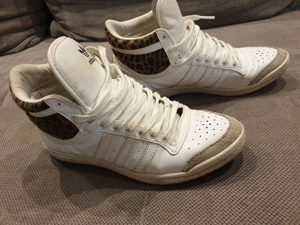 Adidas buty wyższe panterka r. 38 Sleek Series Lublin • OLX.pl