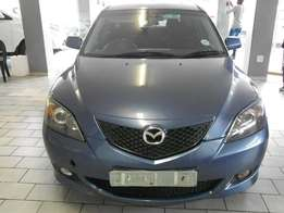 2007 Mazda3 1.6 for sell R90000