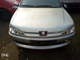 Direct Tokunbo Peugeot 306 Wagon