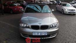 Bmw 1.25i convertible