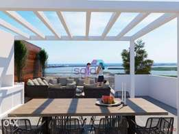 3 bedrooms apartment with a 75 m2 terrace for sale in Cyprus - Larnaca
