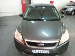 2007 Ford Focus 1.6, Color Grey, Price R85,000.