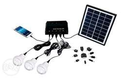 Salpha Economy Solar Lighting System and Power Bank