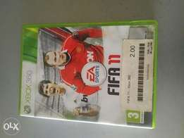Xbox 360 Fifa 11 for sale or swap