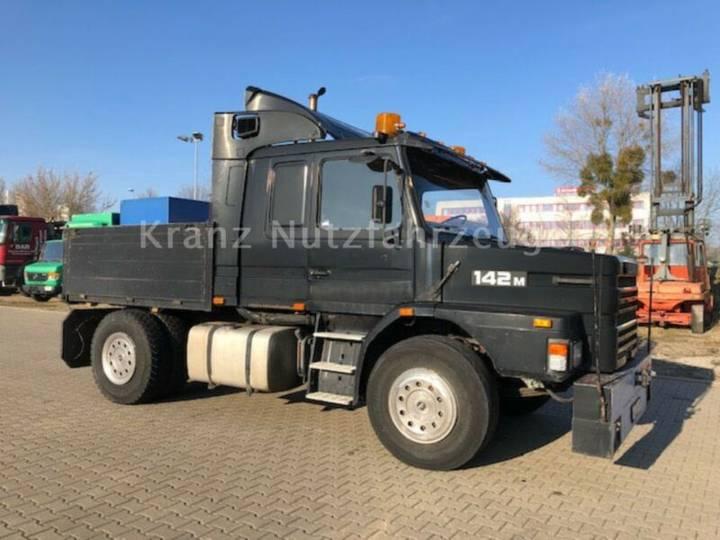 Scania T142M V8 Hauber / SEHR SELTEN - 1982