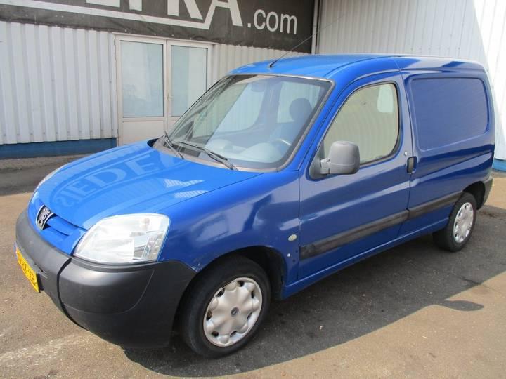 Peugeot Partner 170C 1.9D - 500 - 2004