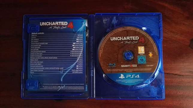 PS4 Uncharted 4 & battlefield hardline Northdene - image 2
