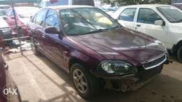 1997 Honda Ballade for sale