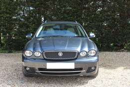 1995 jaguar x type 2,8L for sale in a good running condition.