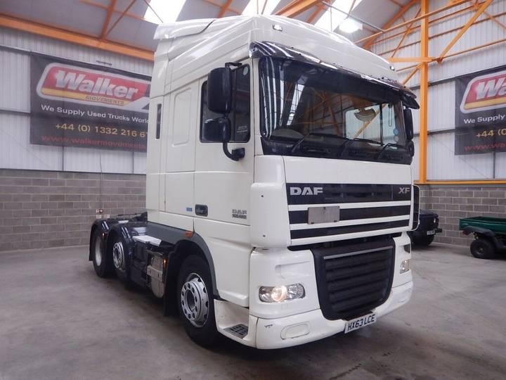 DAF XF105 460 - 2013