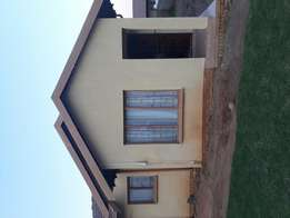 2bedroom house for rent at Tlhabane west