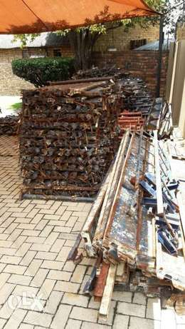 GTX Girder Beams and Scaffolding - What a Bargain!! Witbank - image 1