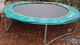 Trampoline in perfect condition