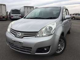 Nissan Note 2010 Model KCL With Keyless Entry Fully Loaded.