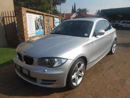 2011 BMW 125i Coupe AT #3315 (KM's: 65822)