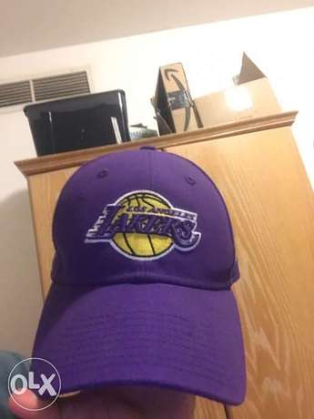 Lakers 2021-2022 Limited edition cap (purple)
