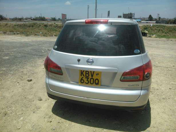 Clean Nissan Wingroad at a friendly price l Uthiru - image 7