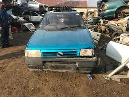 FIAT UNO FIRE ... 1100 ... for sale as a rebuild