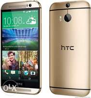 HTC M8 gold on Clearence sale