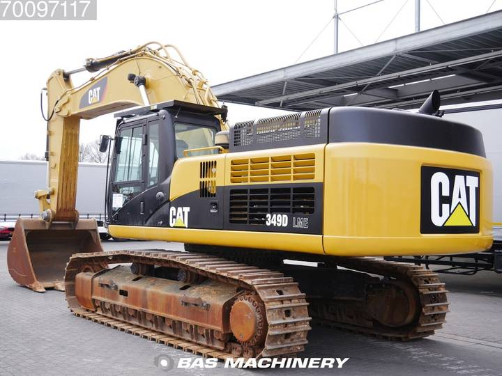 Caterpillar 349D LME Special price - more available - 2014 - image 4