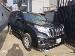 Extremely Clean 2010 Upgraded to 2016 Toyota Prado. 10.8m