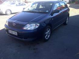 2003 Toyota RunX 160i RT For Sale
