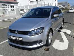 2015 VW Polo 1.4i Comfortline sedan going for awesome price!