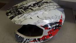 Mars Off Road Kiddies Helmet