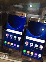 Imported original clean samsung galaxy s7 edge with warranty