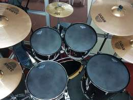 Pearl Vision SST Drum Kit