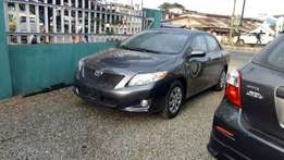 Super clean toks corolla 09