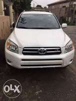 Tican cleared 2008 limited edition rav4
