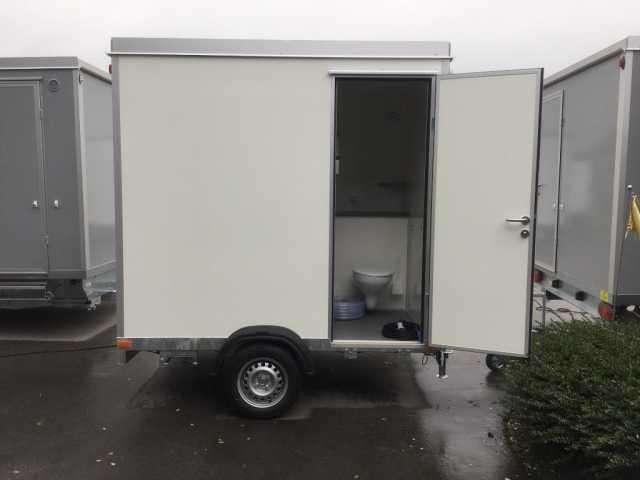 Rosemeier 17w110 24 1 Wc Dusche Toilettenwagen/aufenthalts