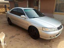 Very clean and rarely used honda accord 2002