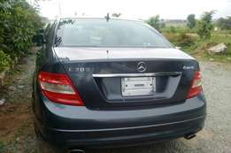 Mercedes-Benz C300 4Matic 2008 Model Panoramic.