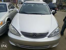 Toks Toyota Camry 2006 accident free for sale