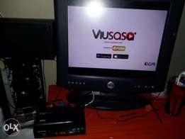 monitor,tv card,free to air decoder