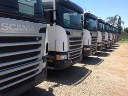 Scania 460 g in excelent condition