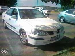 Nissan 1.6 for sale neg.
