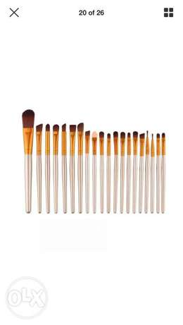 20pcs Makeup Brush Set Chatsworth - image 1