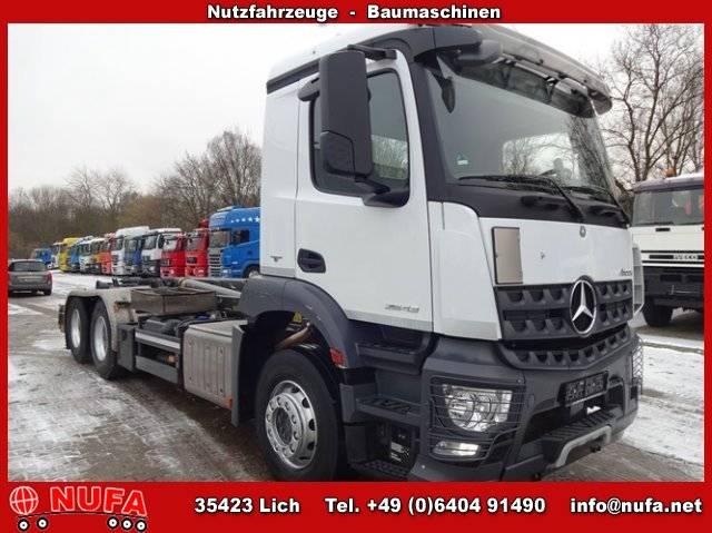 Mercedes-Benz Arocs 2643 L/6x4, Meiller RK 20.70 - 2015