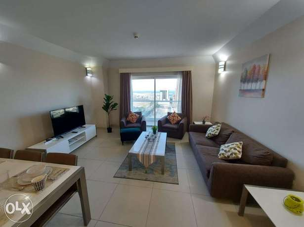 2 BR FF+3 Balconies in Amwaj Island For Rent