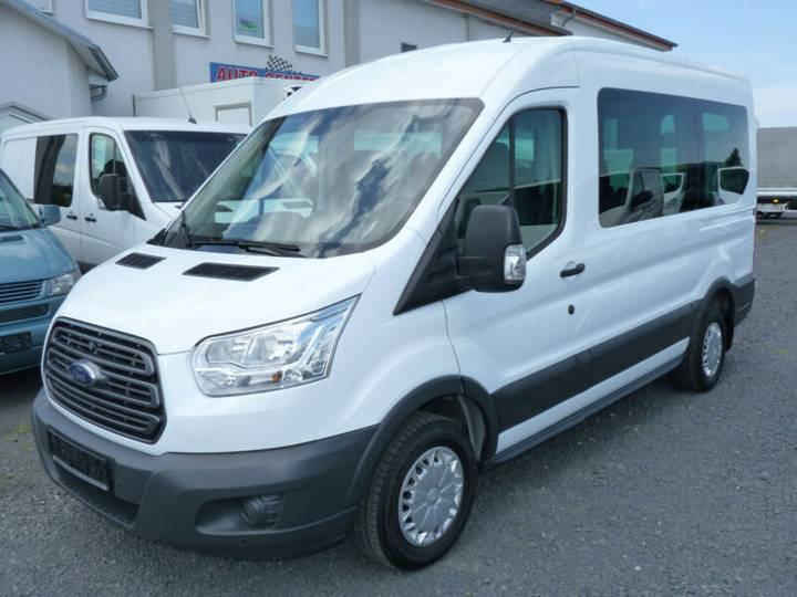 Ford Transit FT 310,350 L2H2 Trend 9-Sitze - 2016