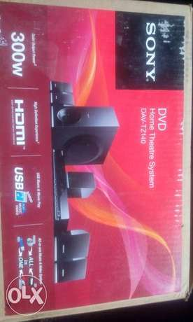 Sony DVD Home Theatre System Ngando - image 1