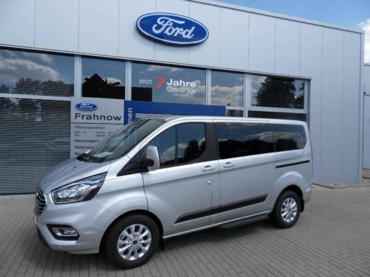 Ford Tourneo Custom L1H1 Trend 2.0 TDCI - 2018