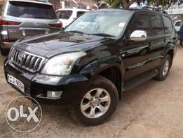 Toyota Land Cruiser Prado 2009 Locally Used Asking Price 3,800,000/=