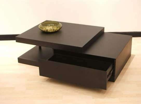Coffee table with stools Donholm - image 4
